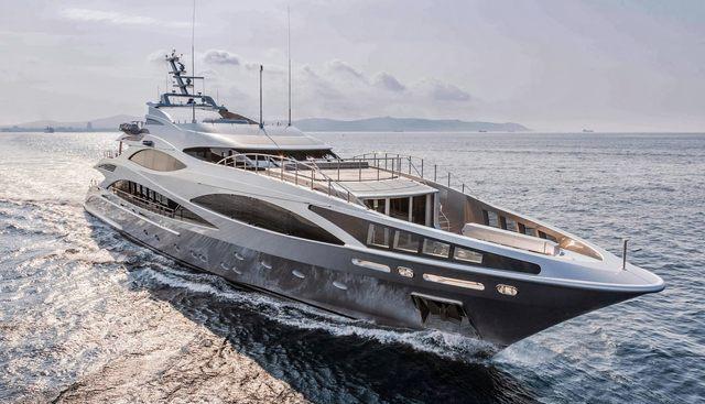 Panthera Charter Yacht