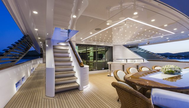 Vellmari Charter Yacht - 7