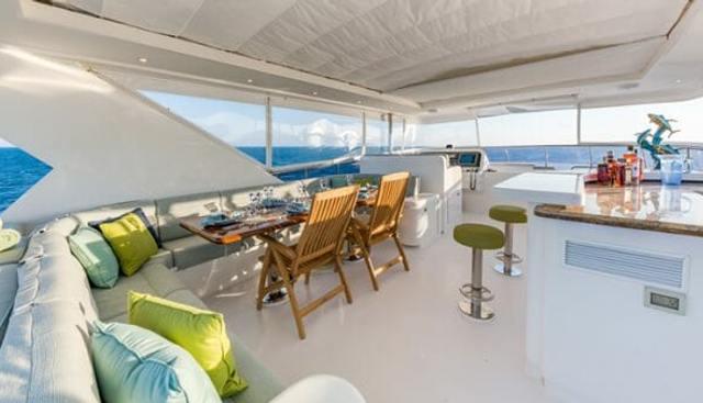 High Rise Charter Yacht - 5