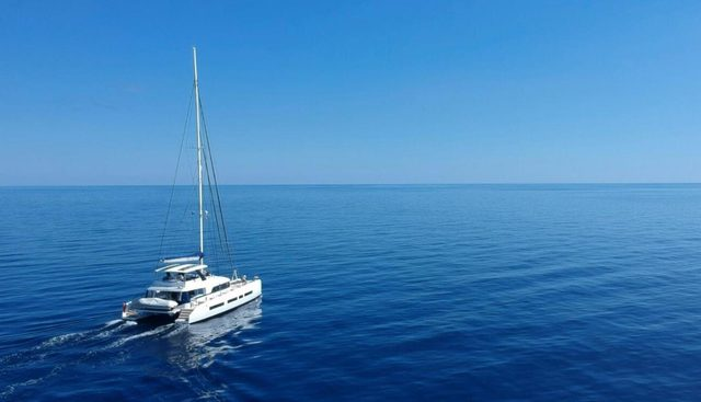 Mariah Princess III Charter Yacht - 5