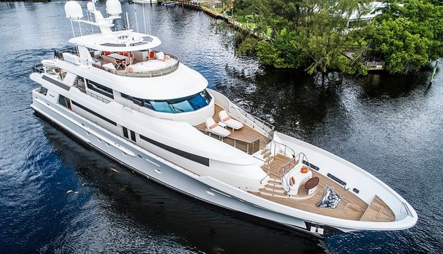 Release Me 2 Charter Yacht