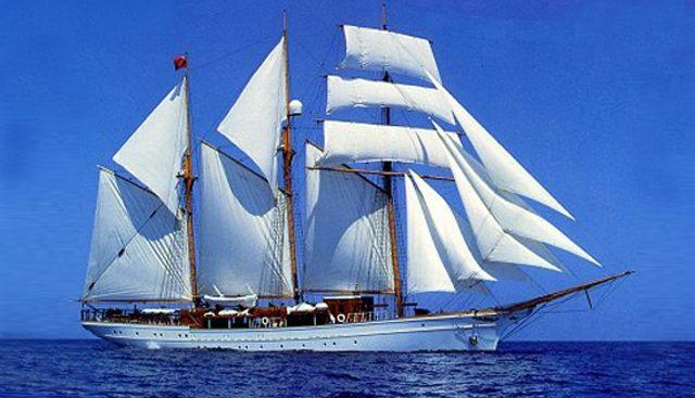 Baboon Charter Yacht