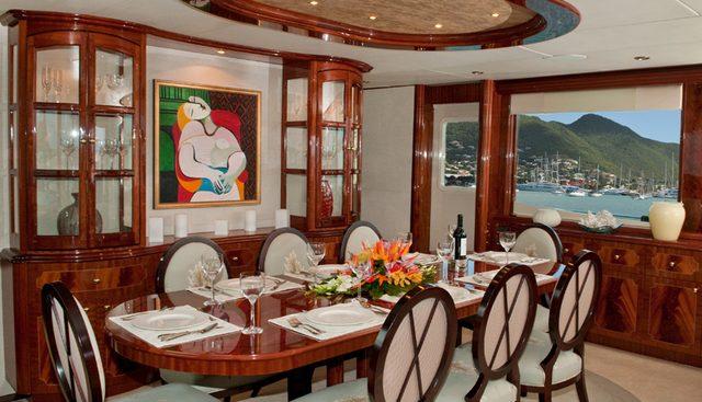 Le Reve Charter Yacht - 6