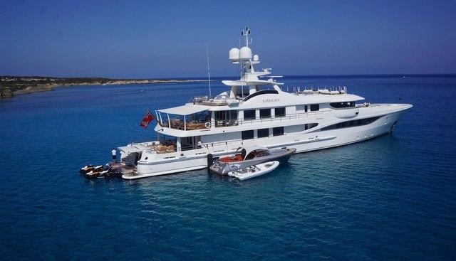 Kamalaya Charter Yacht - 4