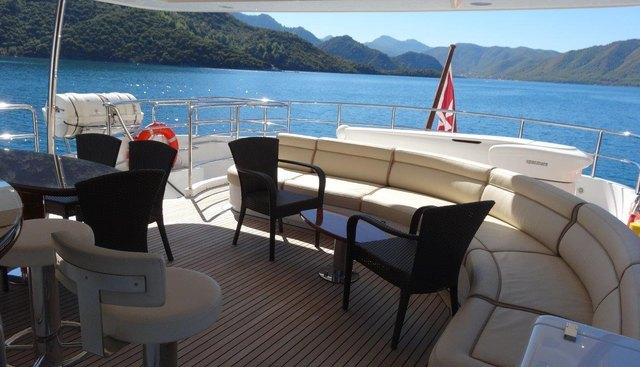 Rebecca V Charter Yacht - 3