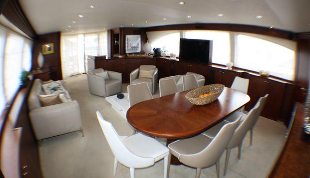 Reflection Charter Yacht - 8
