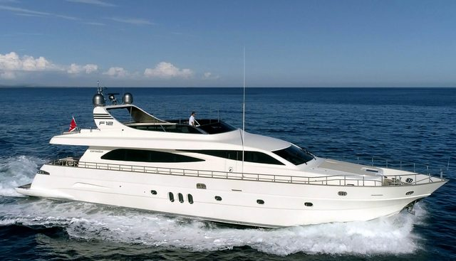 Effe Charter Yacht