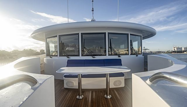 Never Enough Charter Yacht - 2