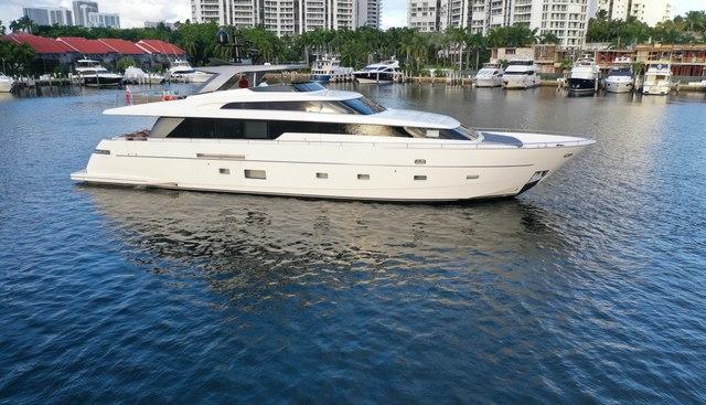 Astonish Charter Yacht