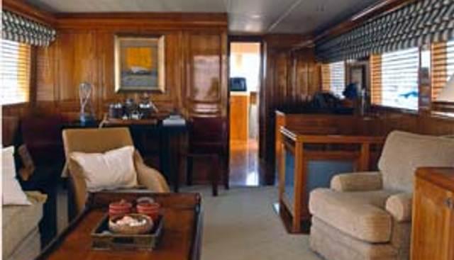Greenia Too Charter Yacht - 4