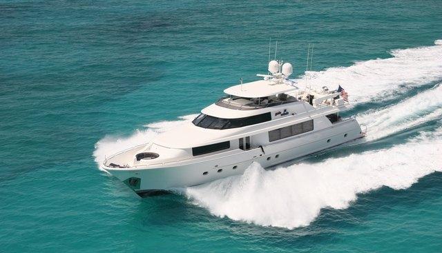 No Shortcuts Charter Yacht