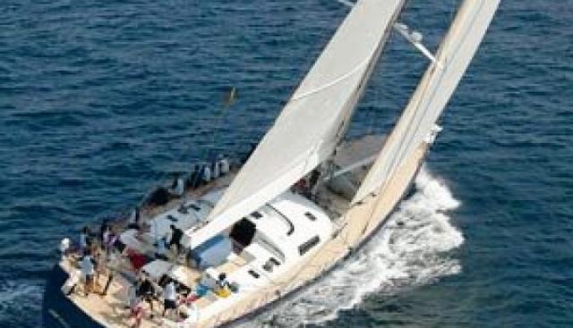 Blue Diamond Charter Yacht