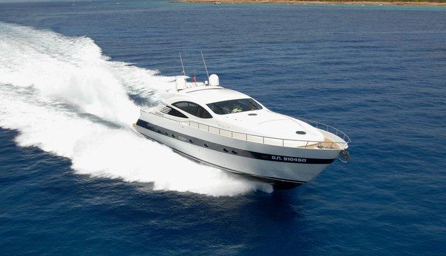 Denise Charter Yacht