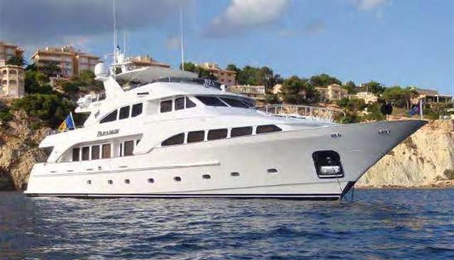 Paradigm Charter Yacht