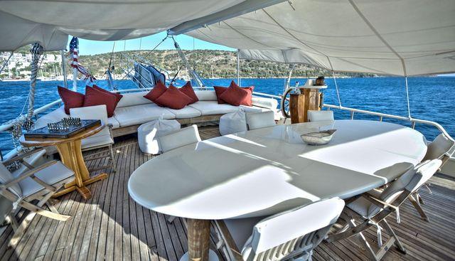 Lady Elizabeth Charter Yacht - 2