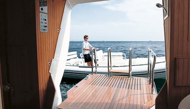 Rosehearty Charter Yacht - 5