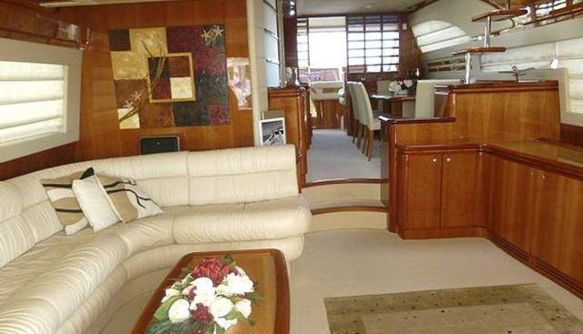Seamrog Charter Yacht - 3