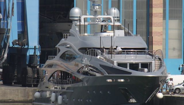 Anastasia K Charter Yacht - 2
