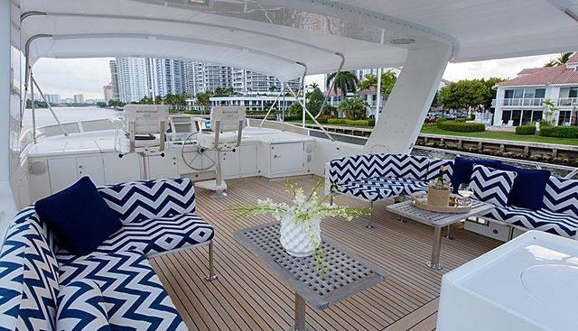 Fat Sheila Charter Yacht - 8