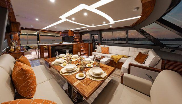 Riviera 72 Sports MY Charter Yacht - 4