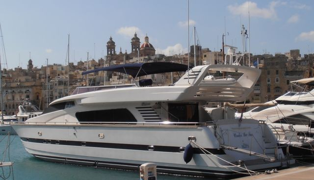 Under The Sun Charter Yacht