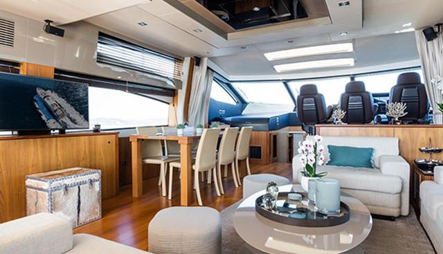 Basad Charter Yacht - 8