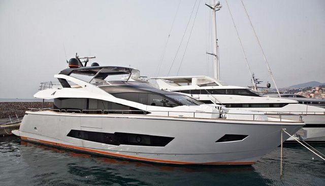 Mystery King Charter Yacht - 6