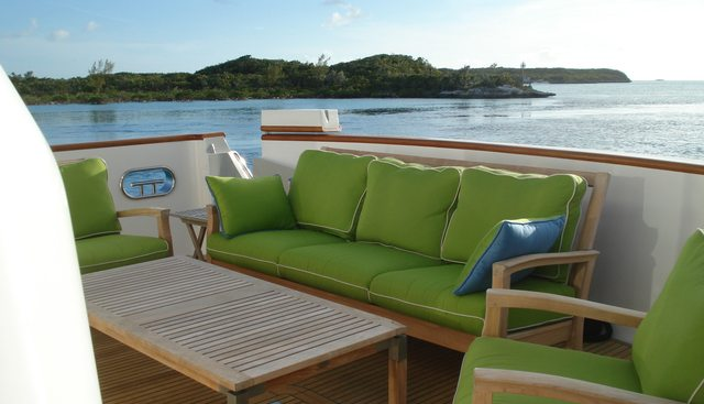 Trixie Charter Yacht - 4