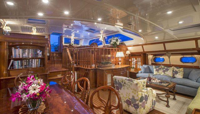 Whisper Charter Yacht - 8