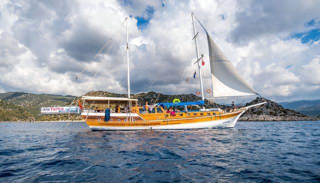 Alaturka 2 Charter Yacht