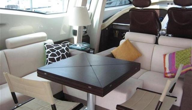 Scarlet Charter Yacht - 7