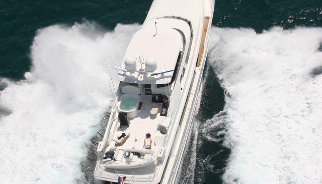 No Shortcuts Charter Yacht - 7
