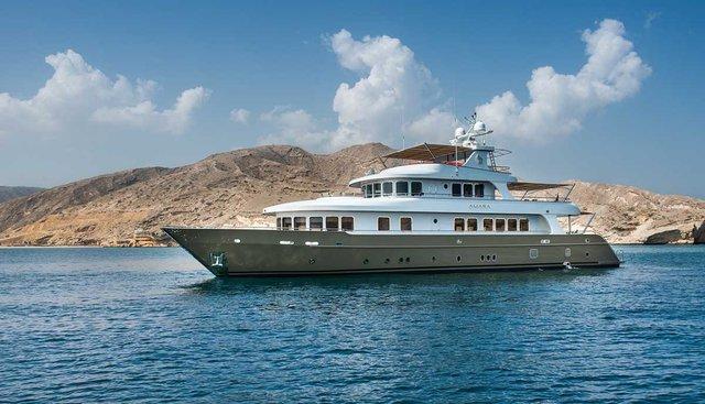 Amara Charter Yacht