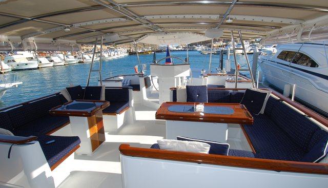 Jess Sea Charter Yacht - 2