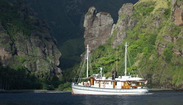 Westward Charter Yacht - 2
