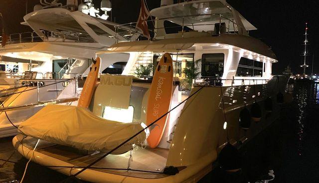 Mr Gu Charter Yacht - 5