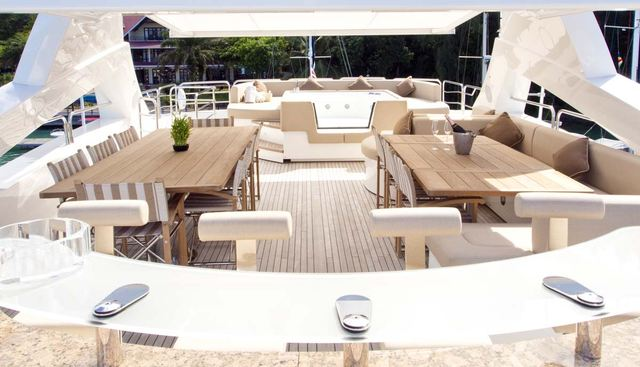 Lusia M Charter Yacht - 2