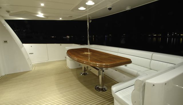 Southern Belle Charter Yacht - 2