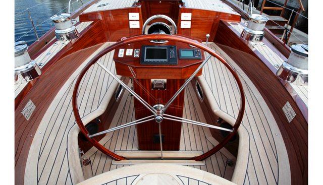 Spirit of Galatea Charter Yacht - 4