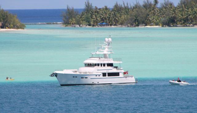 Beyond Capricorn Charter Yacht