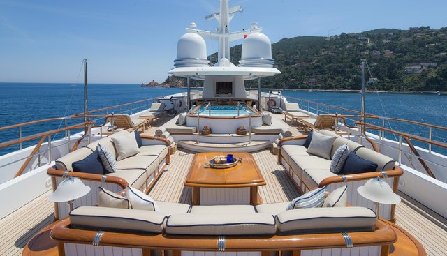 Katharine Charter Yacht - 5