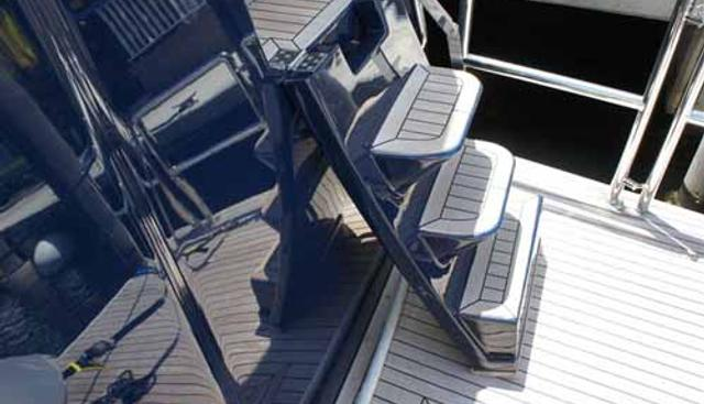 Mochi Craft 23m Hybrid Charter Yacht - 5