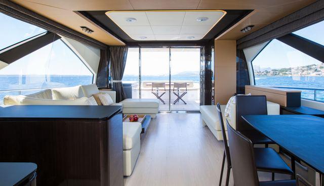 Toffee Crisp Charter Yacht - 7