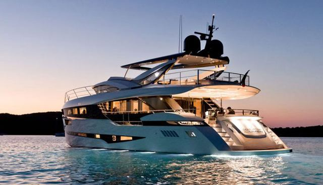 Cadet V Charter Yacht