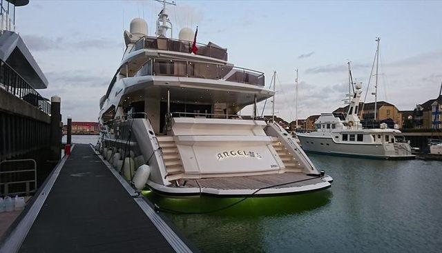 Angelus Charter Yacht