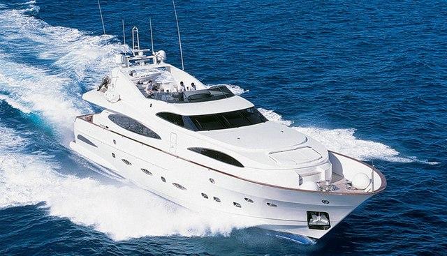 Ordisi Charter Yacht