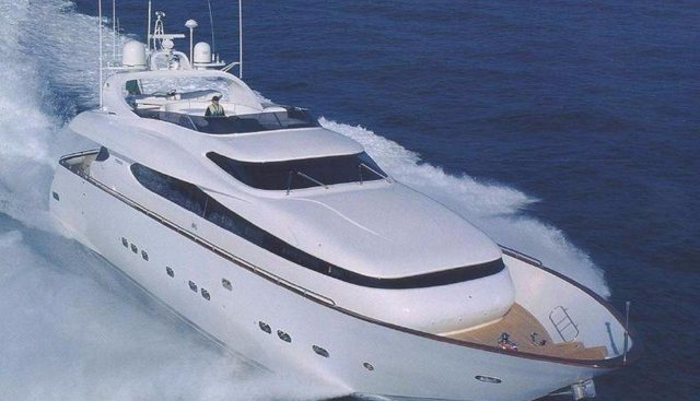 Maiora 26 DP Charter Yacht