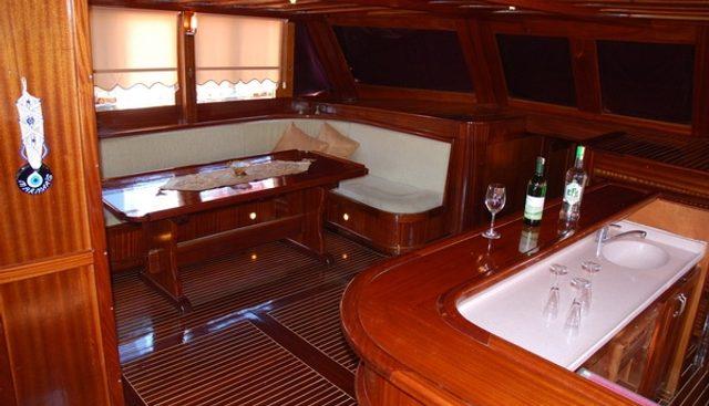 Aderina Charter Yacht - 6