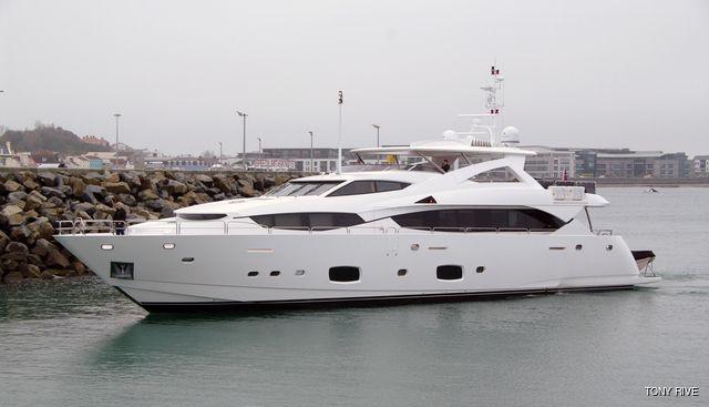 Final Cut IV Charter Yacht - 2