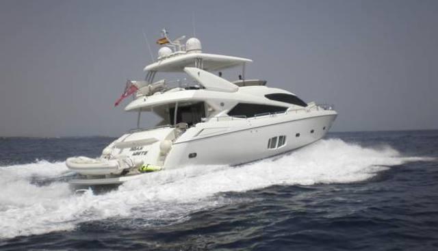 Noah White Charter Yacht - 2
